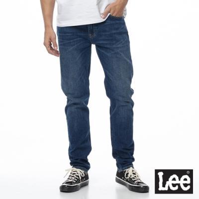 Lee 牛仔褲 731 中腰舒適小直筒 男 深藍
