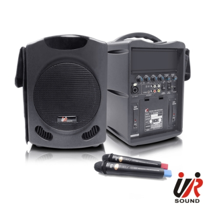 UR SOUND 雙頻無線手提擴音機 PU302N