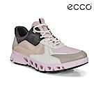 ECCO MULTI-VENT W 全方位城市戶外運動休閒鞋 女-紫/黑/米色