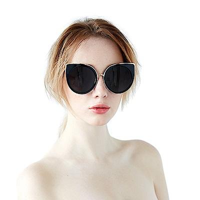 BVH 無框霧面金屬鏡架太陽眼鏡VIIVIICol-1