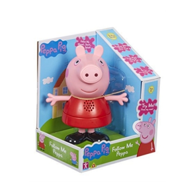 Peppa Pig粉紅豬小妹/ 互動有聲佩佩豬 玩具