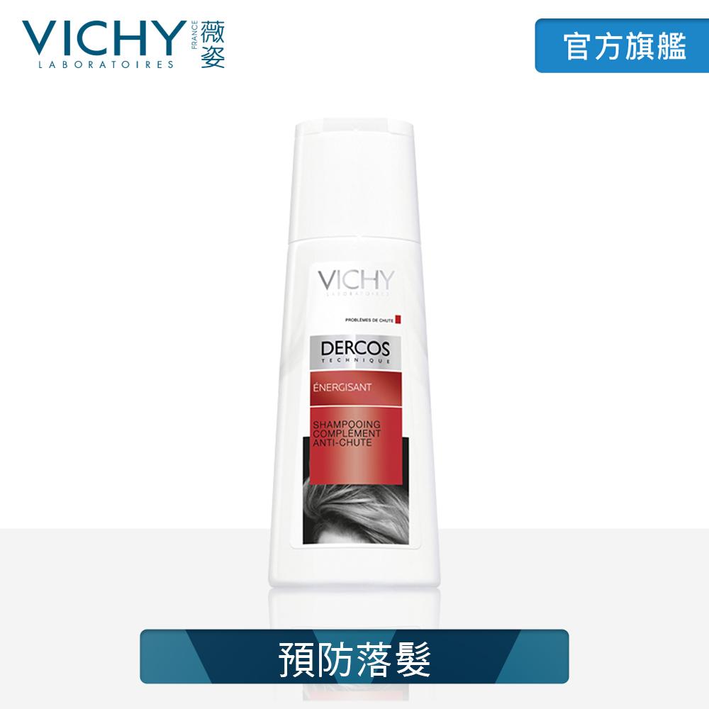 VICHY薇姿 得康絲森髮活力洗髮精200ml 預防落髮