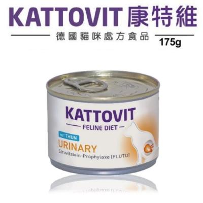 KATTOVIT 康特維 泌尿保健-鮪魚 貓罐 (175g)*6罐組