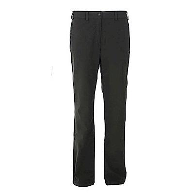 法國【EiDER】 女彈性保暖透氣長褲橄綠