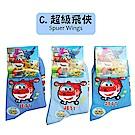 (任選)台灣製造卡通短襪1雙(超級飛俠系列19-21cm)