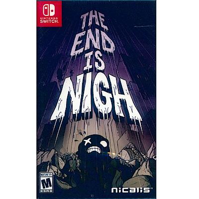 末日來了 The End is Nigh - Switch 英文美版