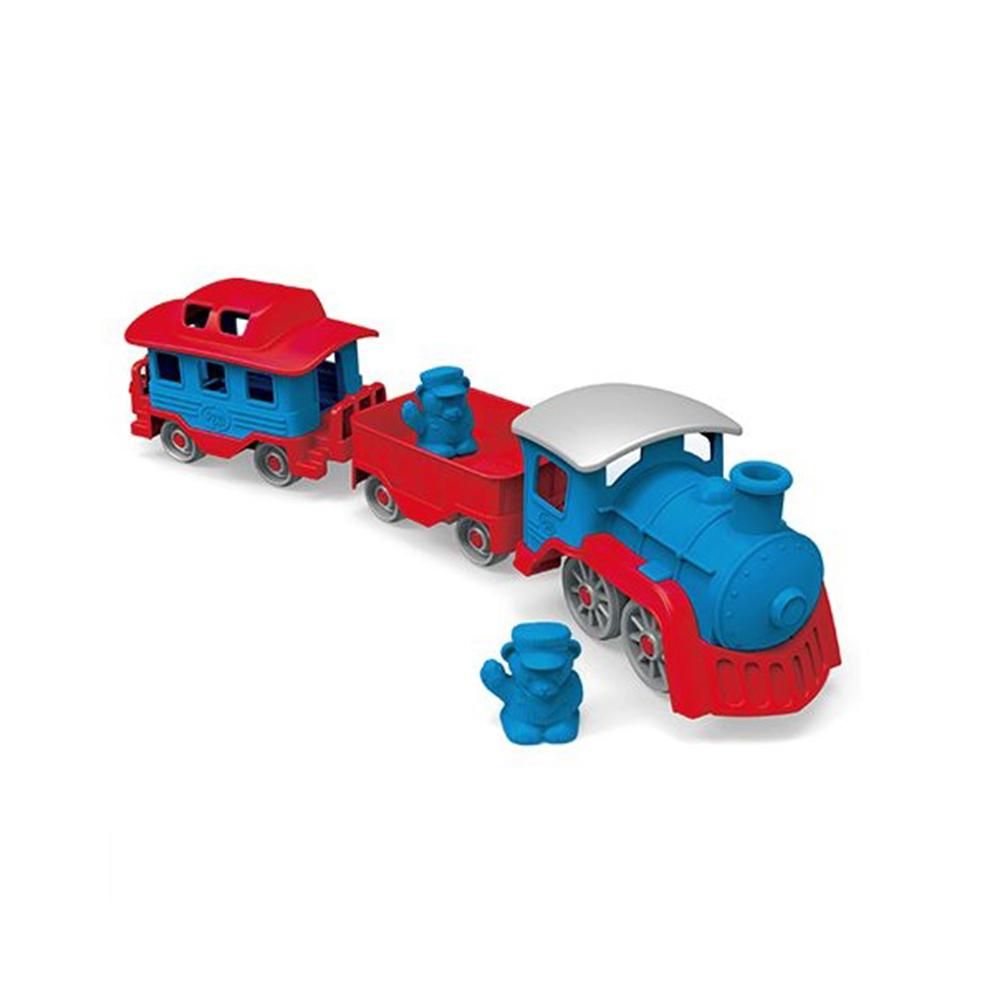 【Green Toys】老煙囪火車