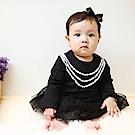 日安朵朵 女嬰雪紡蓬蓬裙連身衣 –MIT奧黛莉赫本(長袖)