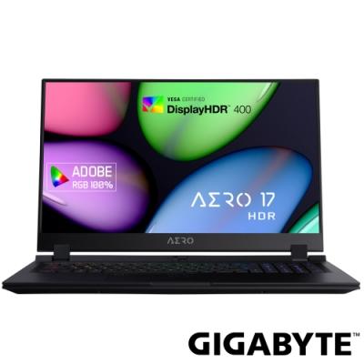 GIGABYTE AERO 17 HDR 創作者筆電 (i7/RTX2080)