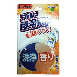 日本雞仔牌 馬桶用酵素-酵素+柑橘除臭(120g)