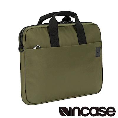 INCASE Compass Brief 15吋 飛行尼龍手提/肩背筆電公事包 (軍綠)