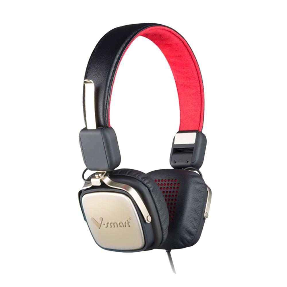 V-smart 經典復古款-蛋白質環保耳罩式耳機 @ Y!購物