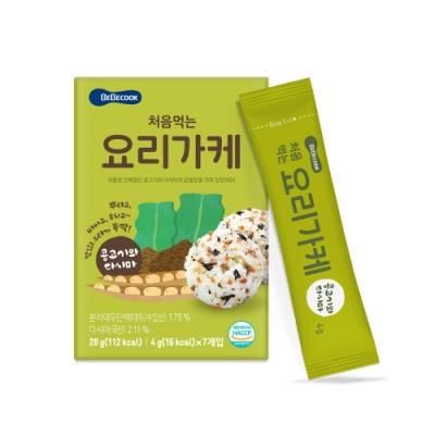 韓國 BEBECOOK 初食拌飯香鬆(牛肉蔬菜)