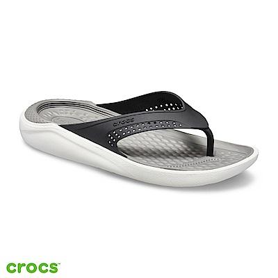 Crocs 卡駱馳 (中性鞋) LiteRide人字拖 205182-05M