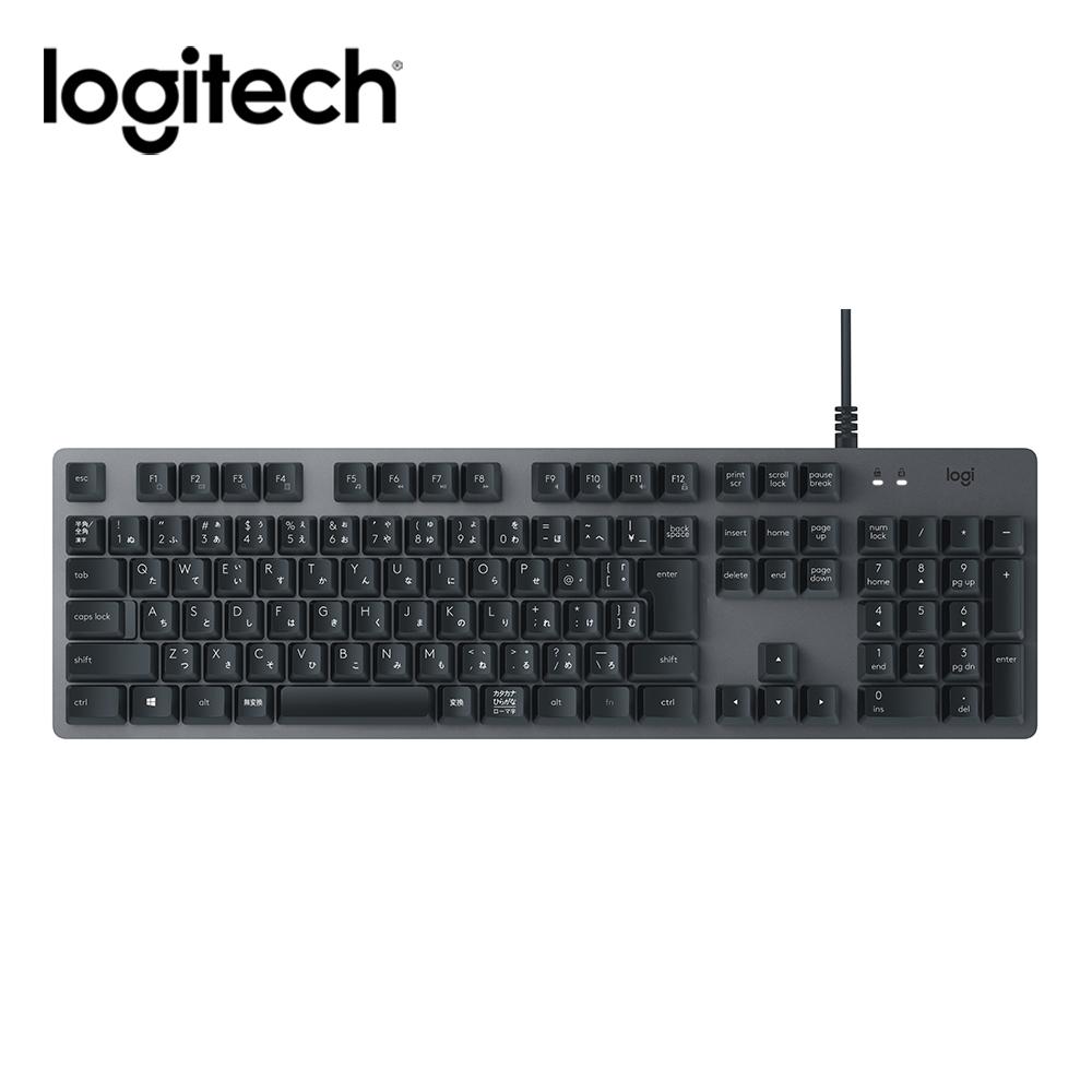 羅技 K840 機械式有線鍵盤