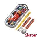 Skater三件式餐具組-閃電麥昆