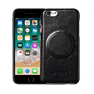 Fierre Shann 后羿系列 iPhone 7/8 (4.7) 單底背蓋保...