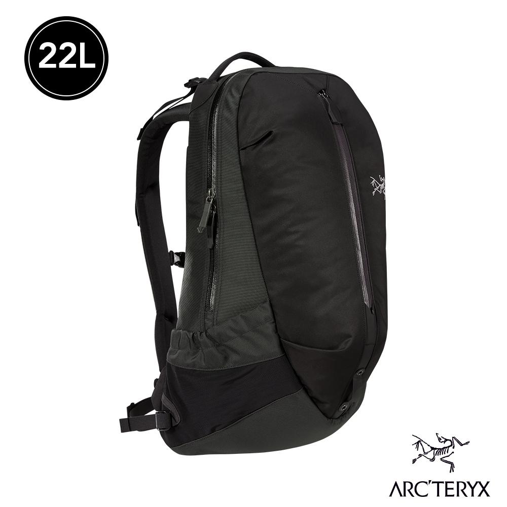 Arcteryx 始祖鳥  24系列 Arro 22L 多功能背包 碳黑