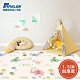 【PARKLON】韓國帕龍無毒地墊 - 雙面包邊1.5CM-紋大象馬戲團 product thumbnail 1