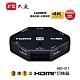 PX大通 HD2-311 4K HDMI高畫質3進1出切換器 product thumbnail 1