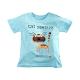 魔法Baby 男童裝 台灣製春夏款兒童純棉短袖T恤  k51585 product thumbnail 1
