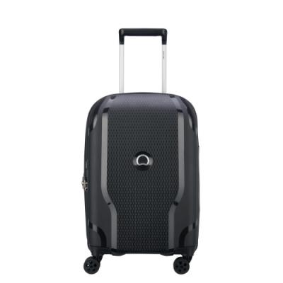 【DELSEY】CLAVEL-19吋旅行箱-黑色 00384580100