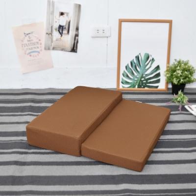 窩床的日子- 舒適透氣 方型手提拜墊 跪墊/拜墊/坐墊