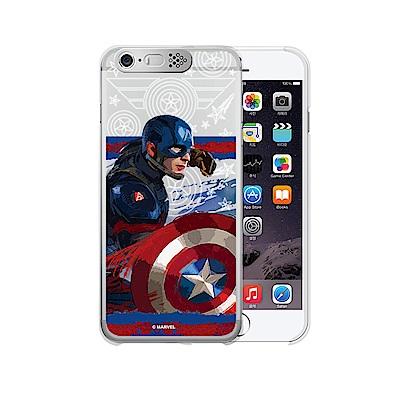 OpenBox iPhone 6/6S 英雄內戰手機保護殼-美國隊長衝鋒款