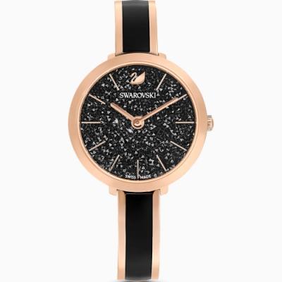 SWAROVSKI施華洛世奇 CRYSTALLINE DELIGHT 北極之星腕錶 5580530-32mm