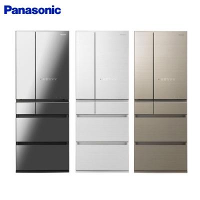 Panasonic 國際牌  日製六門600L變頻電冰箱NR-F605HX