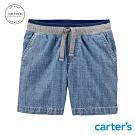 carter's台灣總代理 單寧鬆緊短褲 (2T-5T)