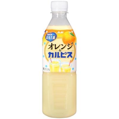 calpis 可爾必思飲料-柑橘風味(490g)