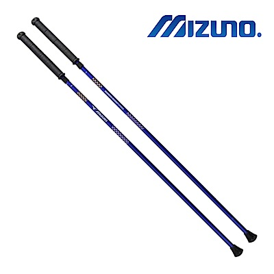 MIZUNO 日本製 入門款健走杖 2支一組 C3JTP73027