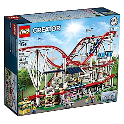樂高LEGO Creator Expert系列 - LT10261 雲霄飛車