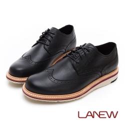 LA NEW 輕量Q彈 雕花紳士鞋(男224037038)