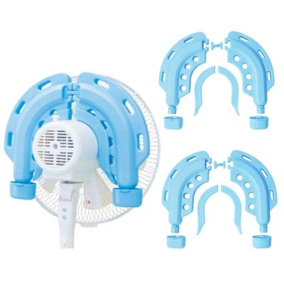 勳風 涼涼君節能多用晶片組(HF-B1419H)兩組四片/適用多種風扇