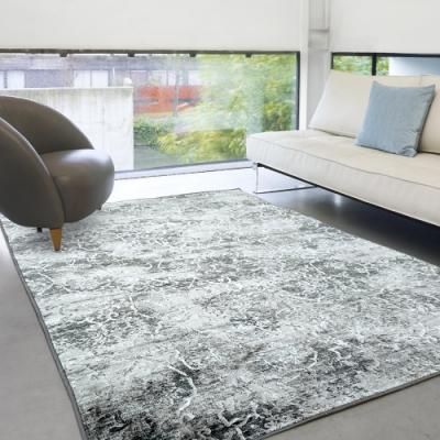 范登伯格 - 絕代 進口絲質地毯-銀穗 (160x230cm)
