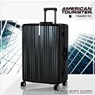 新秀麗 美國旅行者 24吋 行李箱 鋁框 輕量 霧面 防刮 旅行箱 TI3 (暗夜黑)