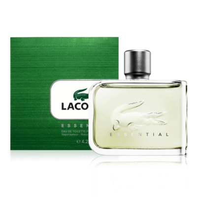 *LACOSTE Essential 異想世界淡香水125 ml