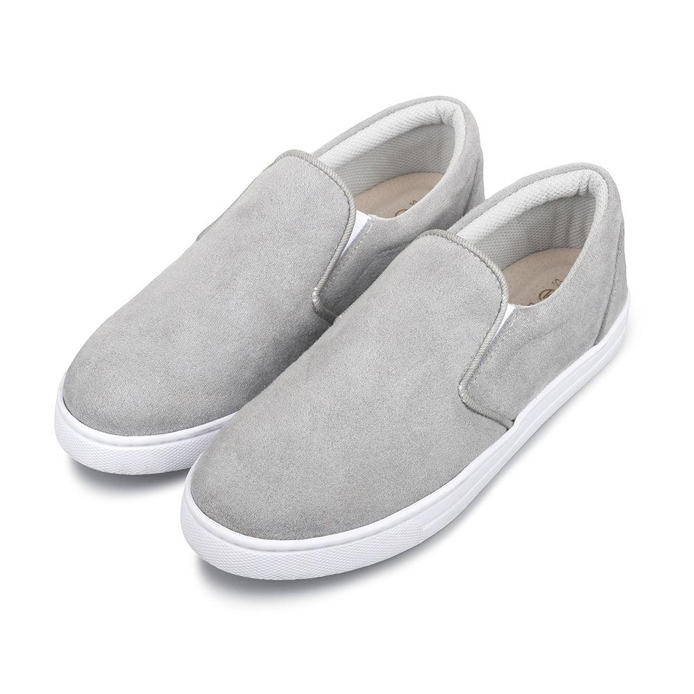 BuyGlasses PANTONE美學懶人鞋-灰