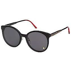 VEDI VERO 星星 復古 太陽眼鏡 (黑色)VE802