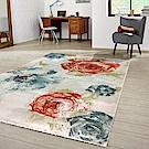 范登伯格 - 歐斯特 現代地毯 - 花朵 (160 x 230cm)