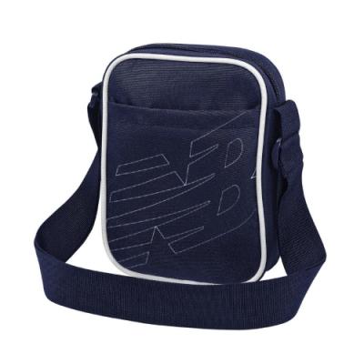 New Balance 斜背包 Crossbody Shoulder Bag 紐巴倫 外出 輕便 小包 背帶可調 藍 白 LAB93008TNV