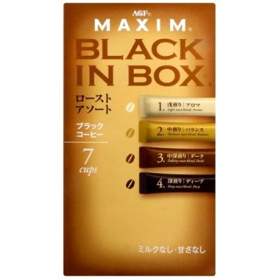 AGF MAXIM 4種風味綜合黑咖啡(14g)