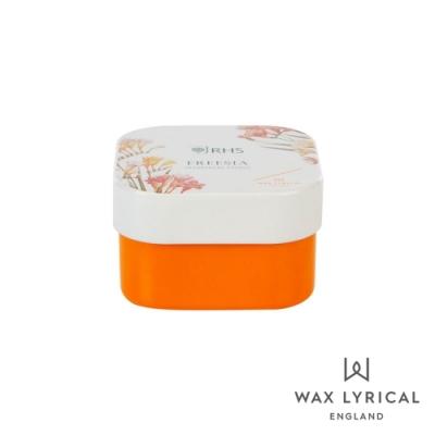 英國 Wax Lyrical 午後花園系列香氛蠟燭-小蒼蘭 Freesia 130g