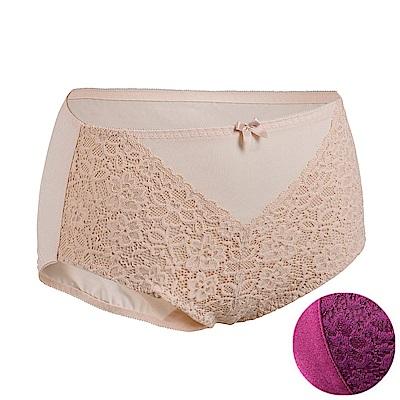 黛安芬-機能美型系列高腰內褲 M-EL(紫)