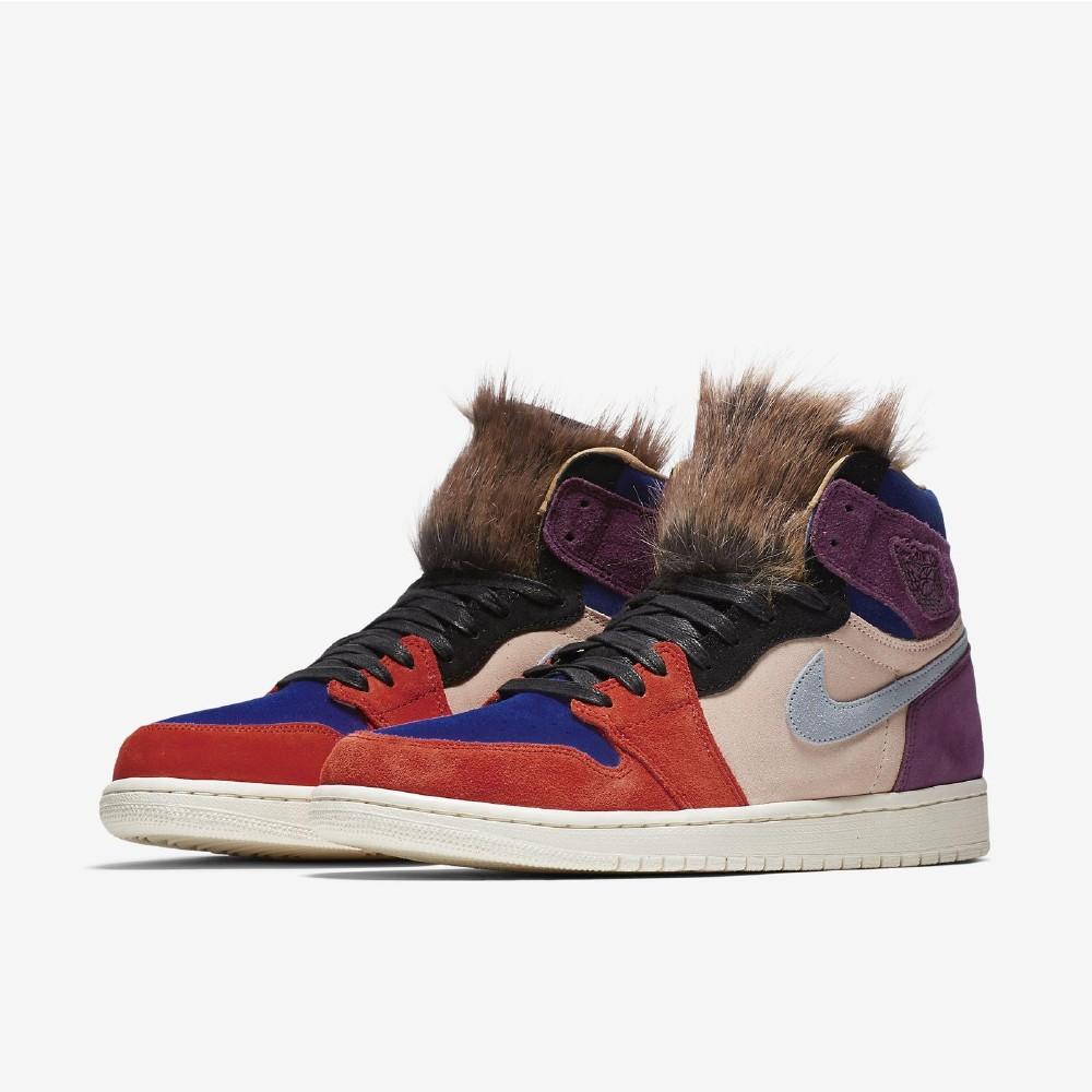 Nike 休閒鞋 Air Jordan 1代 OG  女鞋   籃球鞋  