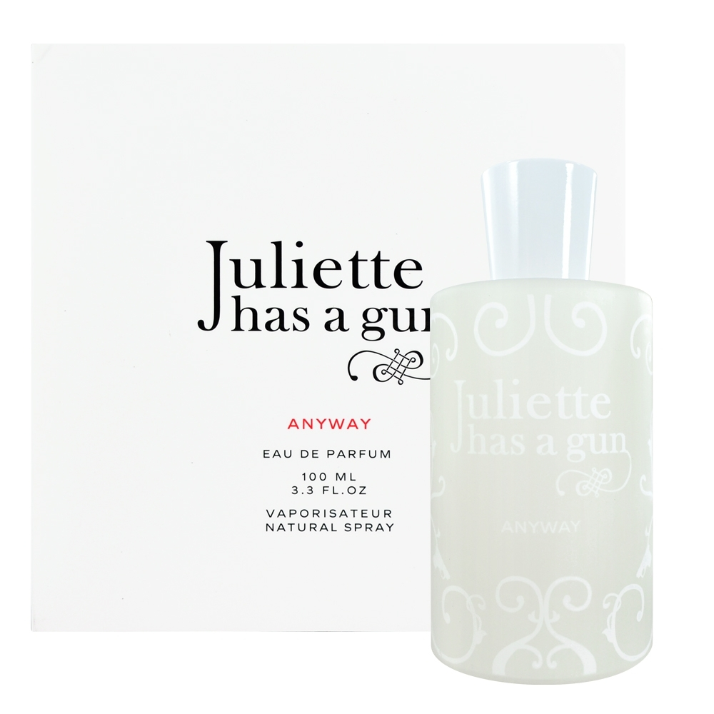 Juliette has a gun 帶槍茱麗葉 無論如何香水 淡香精 100ml Anyway EDP product image 1