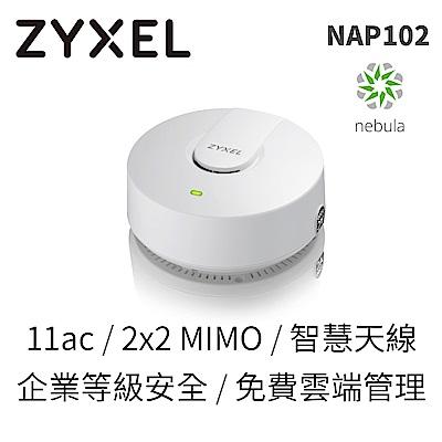 ZyXEL合勤 NAP102 Nebula雲端管理無線基地台