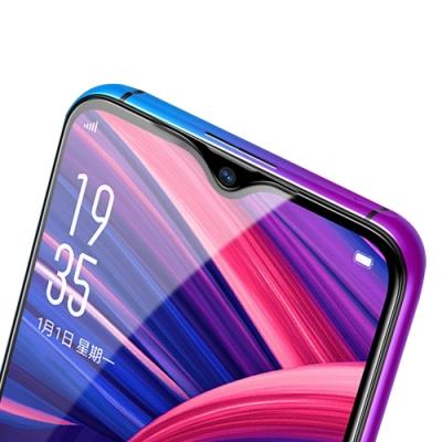 OPPO R17 9D 滿版 9H 鋼化玻璃膜 手機螢幕保護貼